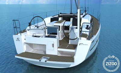 Sailboat Dufour 412 (2020)
