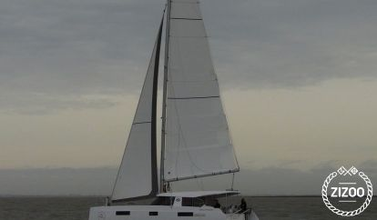 Catamaran Nautitech 40 Open (2020)