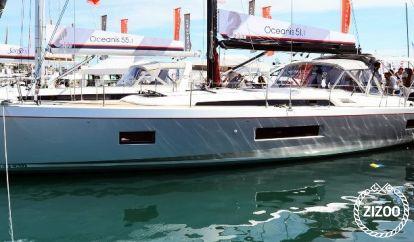Velero Beneteau Oceanis 51.1 (2020)