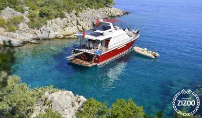 Barco a motor Boot Motoryacht (2011)