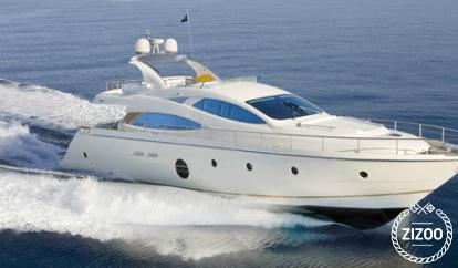 Motorboot Aicon 64 (2012)