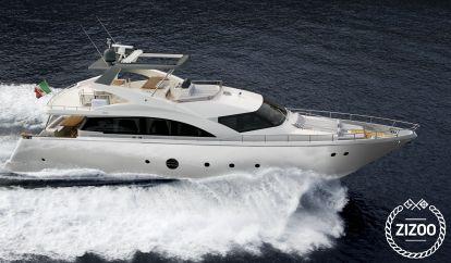 Motor boat Aicon 75 (2009)