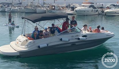 Speedboat Sea Ray 240 SD (2013)