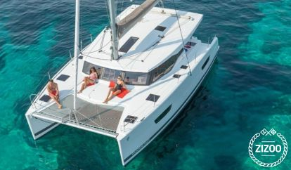 Catamaran Fountaine Pajot Lucia 40 (2019)