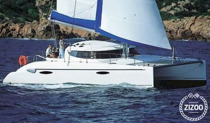 Catamaran Fountaine Pajot Athena 38 (2003)