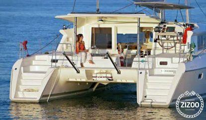 Catamarán Lagoon 421 (2008)