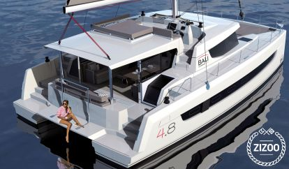 Catamarán Bali 4.8 (2020)