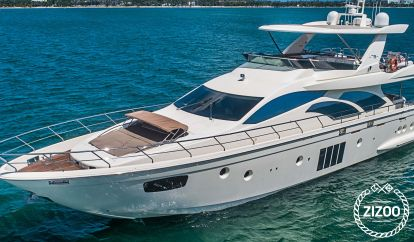 Motorboot Azimut 78 Flybridge (2015)