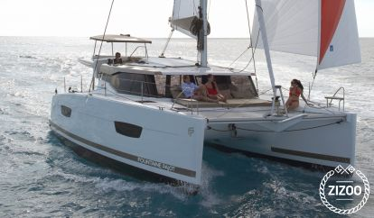 Catamarán Fountaine Pajot Lucia 40 (2019)