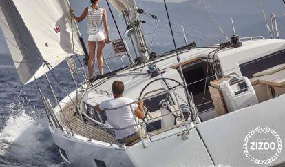 Sailboat Jeanneau Sun Odyssey 49 (2020)