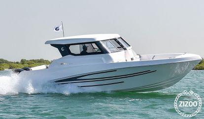 Speedboat Silvercraft 31HT (2017)