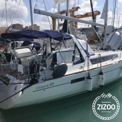 Zeilboot Beneteau Oceanis 45 (2019)