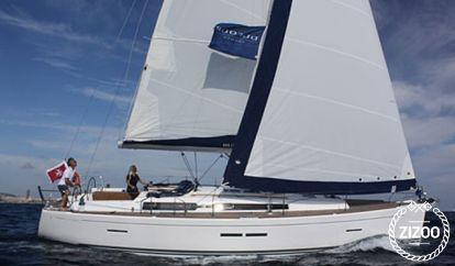 Barca a vela Dufour 405 (2013)