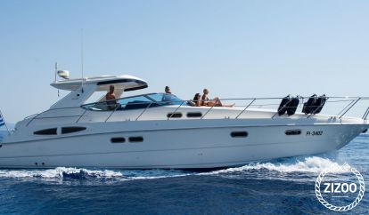 Motor boat Sealine S 48 (2004)