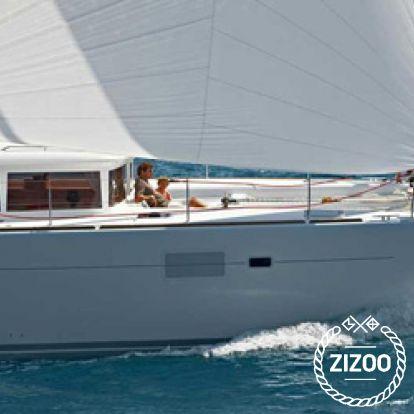 Catamarán Lagoon 450 (2020)