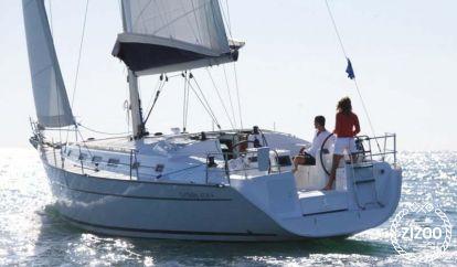 Sailboat Beneteau Cyclades 43 (2006)