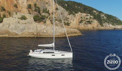 Segelboot Beneteau Oceanis 38 (2020)