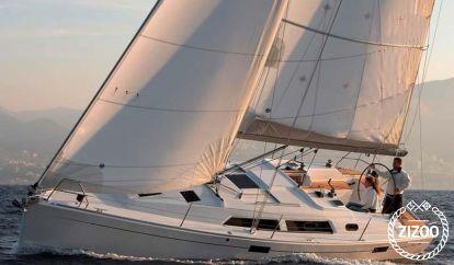 Sailboat Hanse 350 (2011)