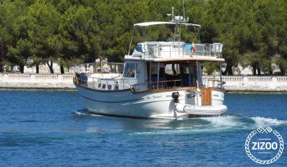 Motor boat Menorquin 180 (2005)