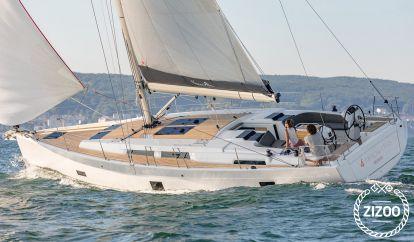 Sailboat Hanse 458 (2020)