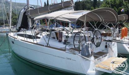 Sailboat Jeanneau Sun Odyssey 349 (2015)