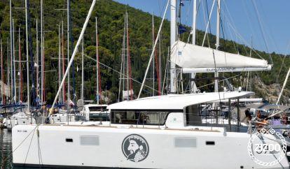 Catamarán Lagoon 39 (2016)