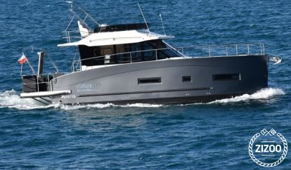 Huisboot Futura 40 Grand Horizon (2020)