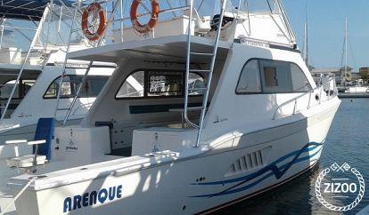 Motor boat Fairline Targa 48 (2011)
