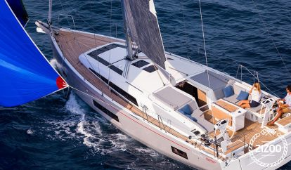 Sailboat Beneteau Oceanis 461 (2020)