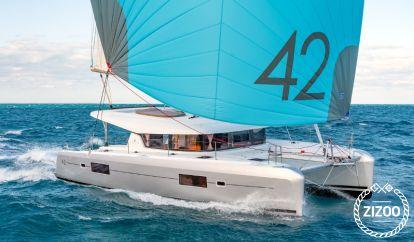 Catamarán Lagoon 42 (2020)