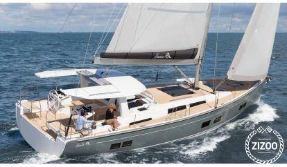 Segelboot Hanse 588 (2020)