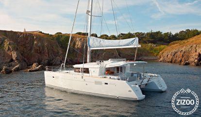 Catamarán Lagoon 450 Luxury (2018)