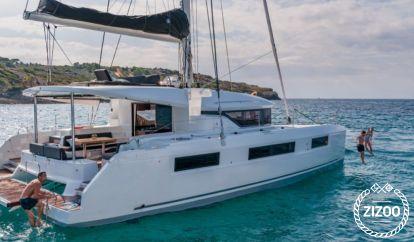Catamarán Lagoon 50 (2020)