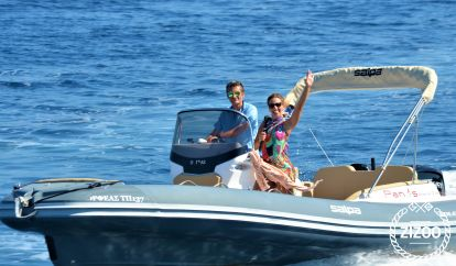 Motorboot Salpa Soleil 20 (2019)