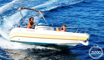 Motorboot Aquamar Samoa 161 (2015)