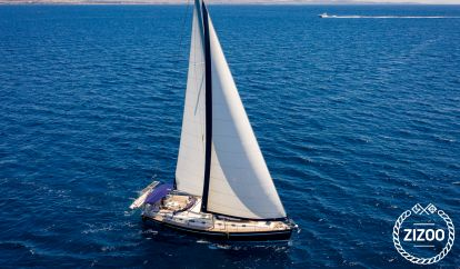 Sailboat Ocean Star 56.1 (2010)