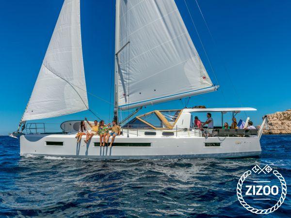 Sailboat Jeanneau Sun Loft 47 (2020)-2