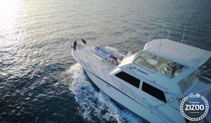 Motor boat Hatteras 55 (1983)