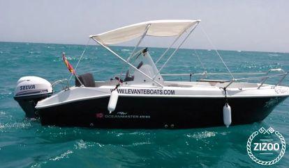 Motorboot Ocean master 470 WA (2017)