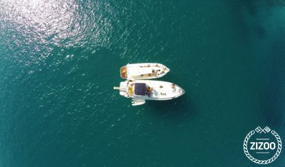 Motor boat Raffaelli Yacht Storm (1992)