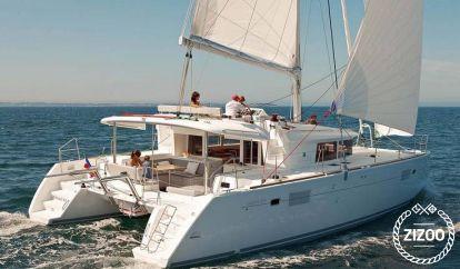 Catamaran Lagoon 450 F (2012)