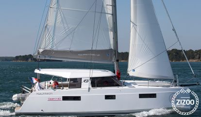 Catamaran Nautitech 40 Open (2018)