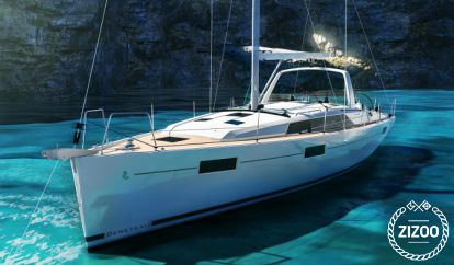 Sailboat Beneteau Oceanis 41.1 (2020)