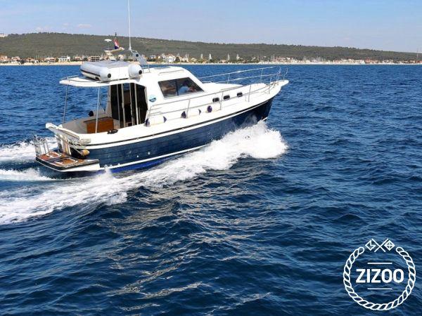 Motor boat Sas Vektor Adria 1002 (2011)-1