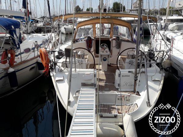 Segelboot Jeanneau Sun Odyssey 52.2 - 2000 (Umbau 2019)-3