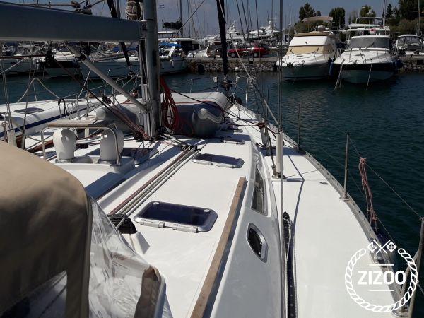Segelboot Jeanneau Sun Odyssey 52.2 - 2000 (Umbau 2019)-4