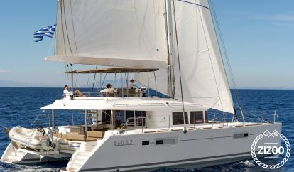 Catamarano Lagoon 560 (2014)