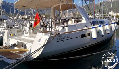 Sailboat Beneteau Oceanis 45 (2014)