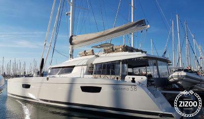 Catamaran Fountaine Pajot Ipanema 58 (2019)
