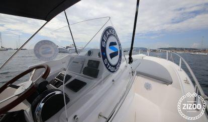Motorboot White Shark 285 (2004)